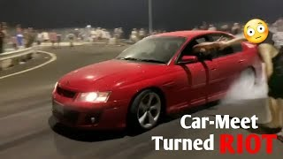 SUMMERNATS 2020 AfterParty/SkidMeet TURNED RIOT! Cop Cars SMASHED!