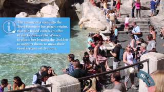 preview picture of video '5 interesting facts about the Trevi Fountain, Rome, Italy'