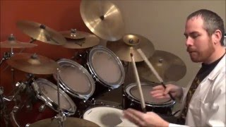 """How to Play the """"Paradiddle"""" Rudiment on the Drums"""