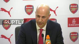 Live: Arsenal name former PSG boss as successor to Arsene Wenger