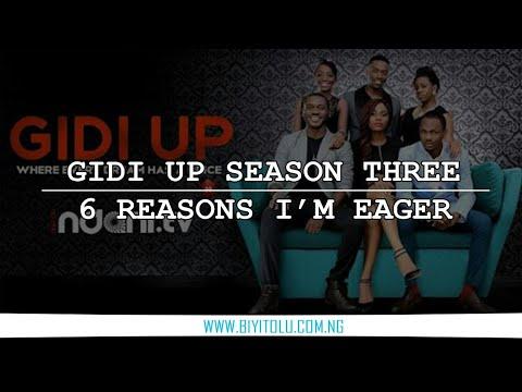 Gidi Up Season 3: Six Reasons I'm Eager To See It