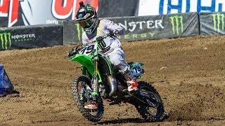 Racer X Films: Jett Reynolds Helmet Cam Anaheim 2 Amateur SX