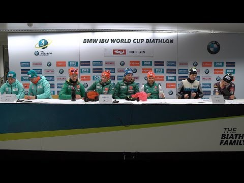 #HOC17 Women's Relay Press Conference
