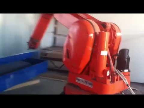 Robot Робот за пръскане