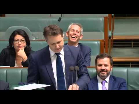 Jason Clare Tore Malcolm Turnbull A New One Over The NBN