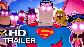 TEEN TITANS GO! TO THE MOVIES All Spots, Clips & Trailers (2018)