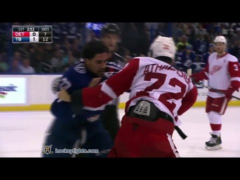 J.T. Brown vs. Andreas Athanasiou