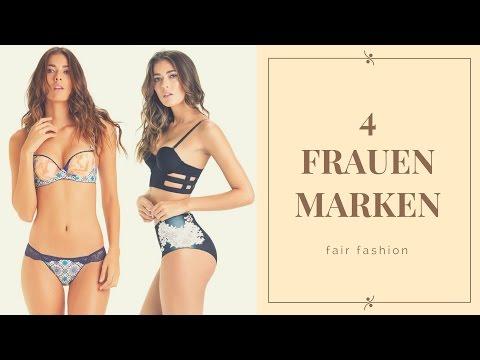 4 Frauen Fair Fashion Marken - Unterwäsche | Fair Fashion & Lifestyle | rethinknation