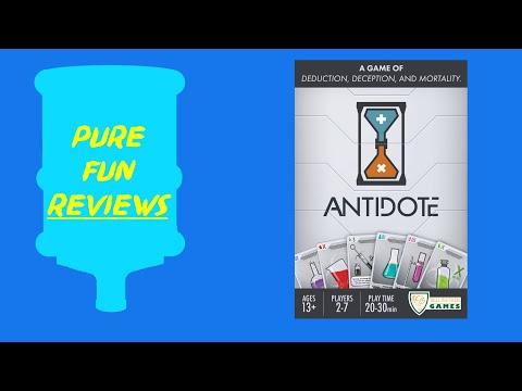 Antidote Review - Pure Fun Reviews