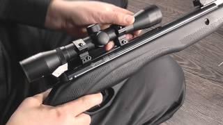 Пневматическая винтовка Crosman Fury NP от компании CO2 - магазин оружия без разрешения - видео 2