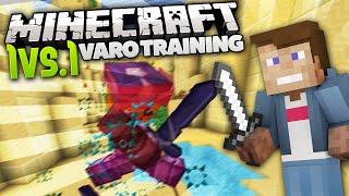 ICH WERDE BESSER D Minecraft VARO Training Ender Games Dner - Minecraft varo spiele
