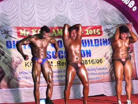 KERALA KOLLAM JILLA (45th) GYM COMPETITION