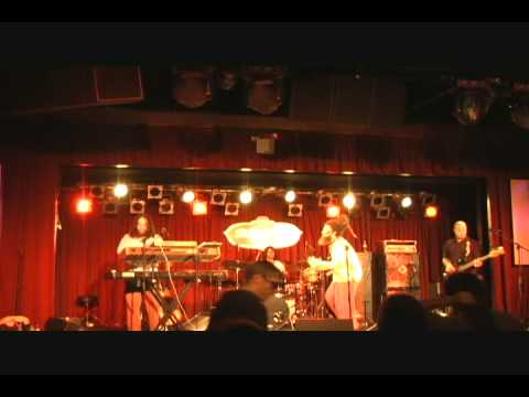 Natural Breakdown DROPOUT BOOGIE at BB Kings in NYC