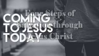 Steps For Salvation (Forgiveness: Asking Jesus into your life)