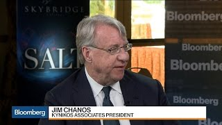 Chanos on Mallinckrodt, Express Scripts, Tesla and China