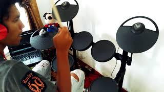 CAPTAIN JACK - HOME SWEET HELL || Drum Cover By HENDRA With Drum Yamaha Dtx 400k