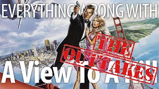 Everything Wrong With A View To Kill: The Outtakes