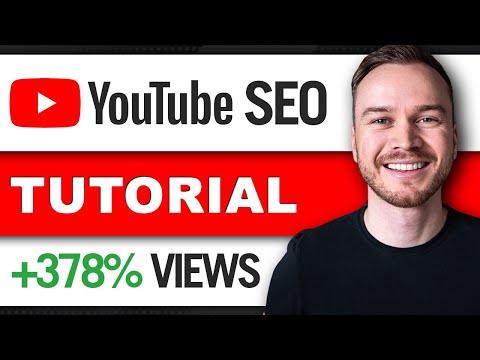 Youtube SEO Tutorial 2021 (Step-by-Step)