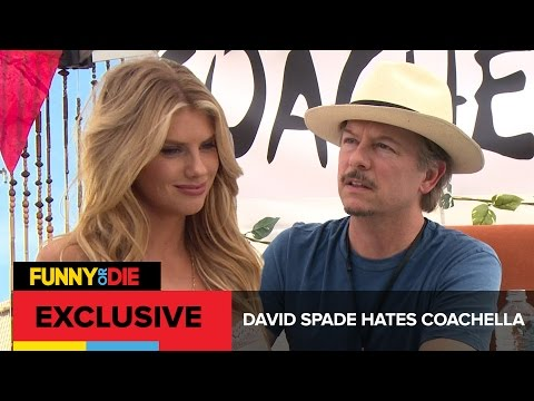 David Spade Hates Coachella