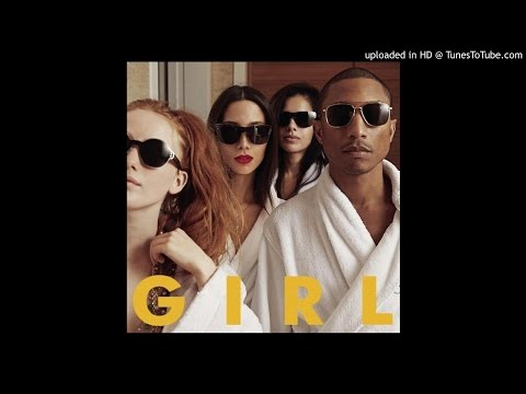 Pharrell Williams - It Girl (Official Instrumental)