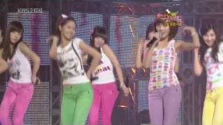 [20090327] SNSD - Let's Talk About Love