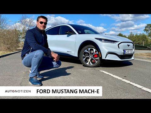 Ford Mustang Mach-E 2021: Besuch der Tesla Gigafactory-Baustelle in Grünheide zum Review   Test