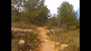 preview picture of video 'Trialeres de Borriol amb Xiquets Perduts'