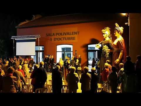 AMER (Girona) - ELS SEGADORS (Cor Parroquial d'Amer) - INAUGURACIÓ ESPAI POLIVALENT 01 d'OCTUBRE