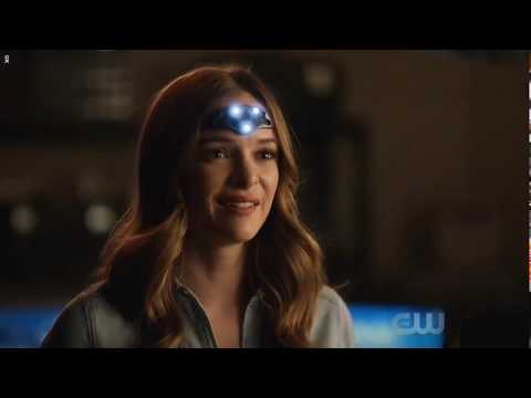 Flash 5x6 Caitlin talks to Killer Frost for the first time EVER!!!
