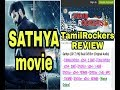 SATHYA MOVIE - TamilRockers REVIEW