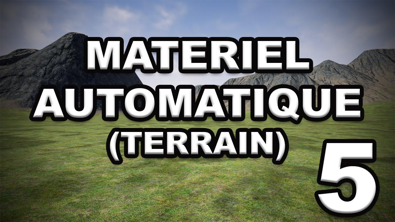 [UE4 TUTO FR] Automatique Matériel -  Rocher et Terre