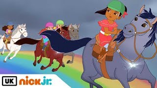 Dora and Friends   The Bridge to Caballee   Nick Jr. UK