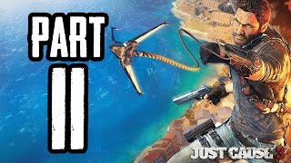 Just Cause 3 | #11 | Agraelus | CZ Lets Play / Gameplay [720p60] [PC]