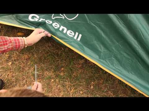 Палатка Greenell «Каван 2». Видеообзор.