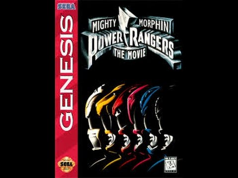 mighty morphin power rangers the movie genesis