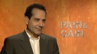 Tony Shalhoub - Pain & Gain Interview