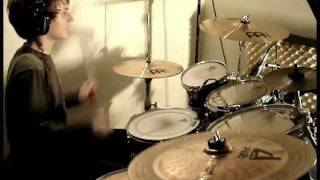 """""""Not What You See"""" - Kutless (drum cover by Cata)"""