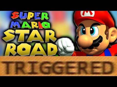 How Super Mario Star Road TRIGGERS You!