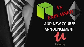 NEO vs Ethereum - Full Explanation | Udemy Cryptocurrency Education Course Association