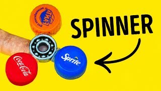 80 BEST VIRAL LIFE HACKS YOU CAN'T MISS || DIY SPINNER - Video Youtube