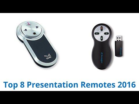 8 Best Presentation Remotes 2016