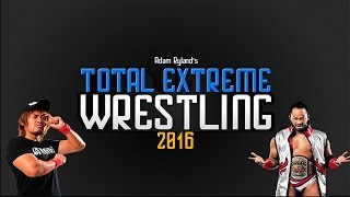 TEW 2016 (Total Extreme Wrestling) Tutorial