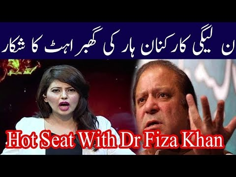 02 July 2018 Hot Seat With Dr Fiza Akbar Khan