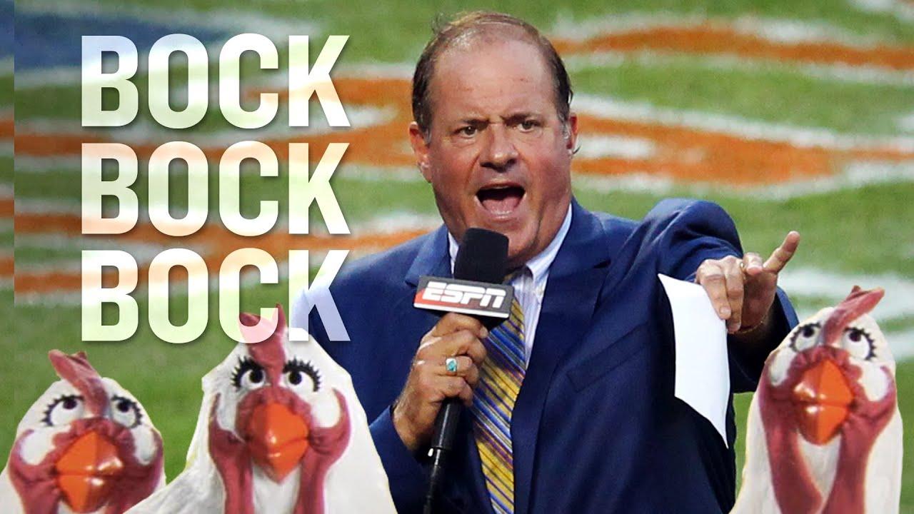Chris Berman calls home runs with Muppet chickens (#LOOKIT) thumbnail
