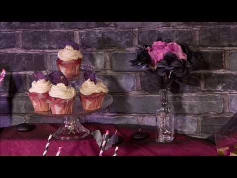 decorazioni di Chica Vampiro per Halloween