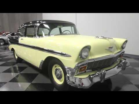Video of '56 Bel Air - L8OE