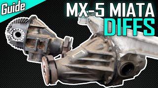 ULTIMATE DIFFERENTIAL GUIDE FOR THE MAZDA MX-5 MIATA