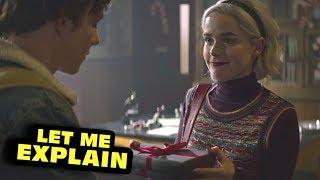 The Sabrina Christmas Special Explained