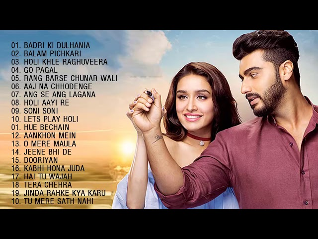 Latest Hindi Song 2018 Top 20 Bollywood Songs Best Of Indi