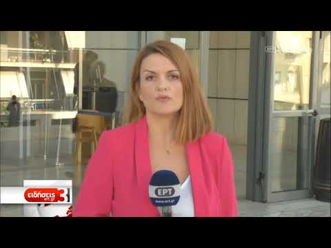 Δίκη Χρυσής Αυγής: Απολογήθηκαν Ε. Ζαρούλια και Α. Γρέγος   09/10/2019   ΕΡΤ